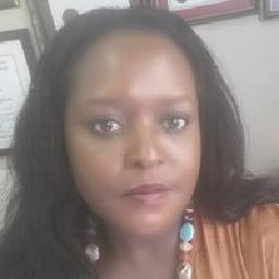 Photo of Dr. Phumelele Langa