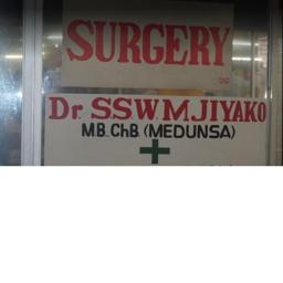 Photo of Dr. Siphephelo Sazi Wiseman Mjiyako