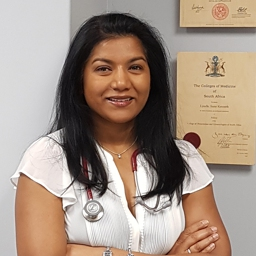 Photo of Dr. Lynelle Anne Kenneth
