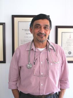 Photo of Dr. Ebrahim Essop