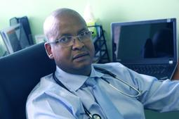 Photo of Dr. Lebohang Mokhesi