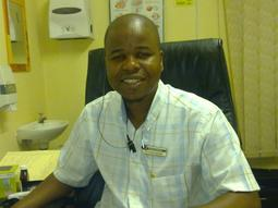 Photo of Dr. Mavabaza Thomas Mbombi