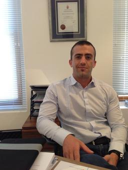 Photo of Dr. Raymond Haramis