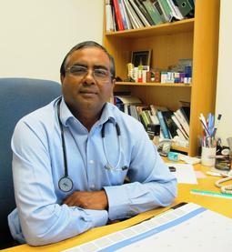 Photo of Dr. Suresh Rajpaul