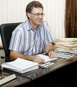 Photo of Dr. Wynand Goosen